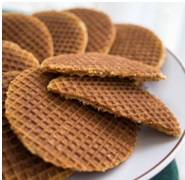 German stroopwafel