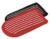 Lodge Striped Hot Handle Holders