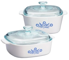 CorningWare glass collectible