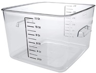Sous-Vide container