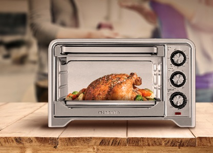 CHEFMAN Convection Toaster Oven