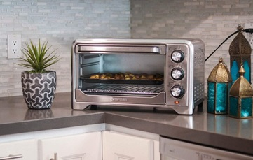 CHEFMAN Convection and Toaster Oven