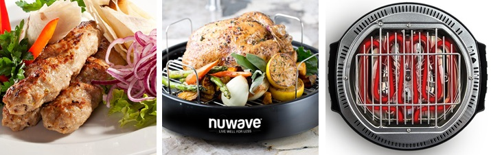 NuWave Pro Plus Oven mini toaster oven