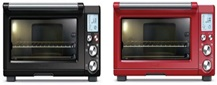 Stainless-steel toaster oven