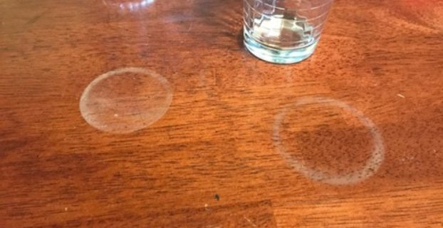 Remove White Circles From Wood Furniture