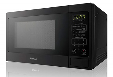 Kenmore Compact Countertop Microwave