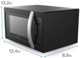 Top 10 Best Countertop Microwaves Buying Guide Reviews